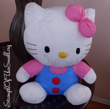 1996 Hello Kitty.