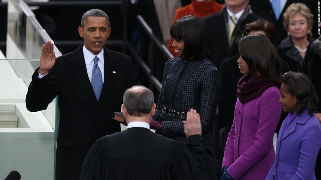 57th Presidential Inauguration.