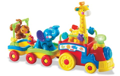 Fisher Price Amazing Animals™ Sing & Go Choo-Choo™.