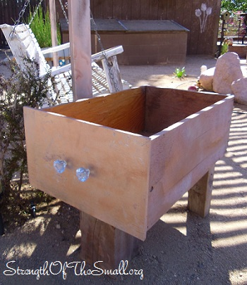 Drawer Garden Planter.