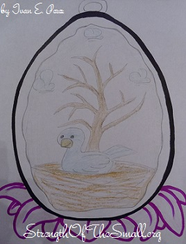 Easter Egg Decorating Project.