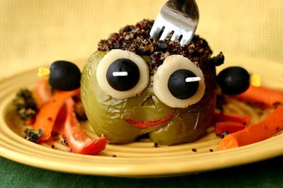 Frankenstein Baked Pepper. Source.