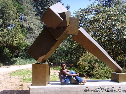 Giant Sculpture.