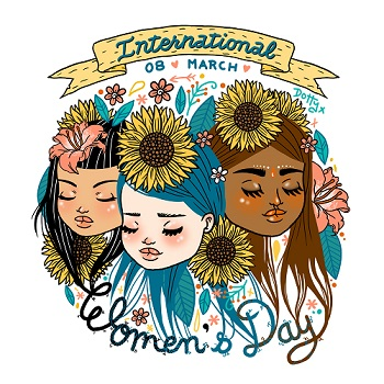 Happy International Women's Day.