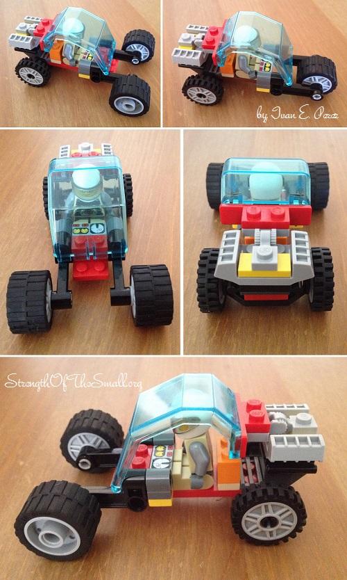 LEGO Dirt Rover.