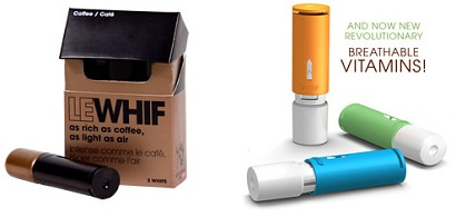 LeWhif: Coffee & Vitamins.