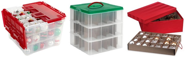 Ornament Storage Boxes. 1. 2. 3. .