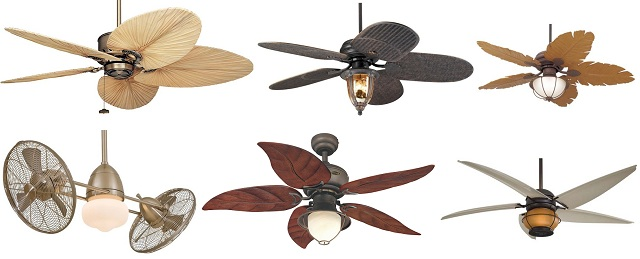 Outdoor Ceiling Fans.