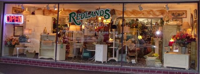 Redlands Galleria (Redlands, CA).