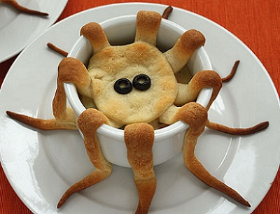 Tentacle Pot Pie. Source.