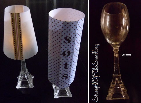 images about Wine Glass shades Wine glass